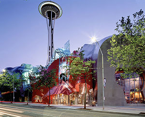 Experience Music Project & Space Needle, Seatt...
