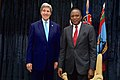 Secretary Kerry Meets With Kenyan President Kenyatta in Nairobi (17366576381).jpg