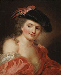 Self-portrait - Anna Dorothea Therbusch KMS4332.jpg
