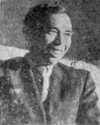 Semaun - Semaun, circa 1955