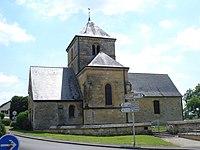 Semuy (Ardennes, Fr), the church.JPG