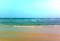 Serene Bheemili Beach at Noon time.jpg