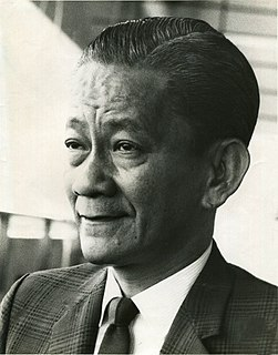 Sergio Osmeña Jr. Filipino politician