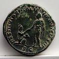 Sesterzio di marco aurelio con restitutor italiae, roma 172-173 dc.jpg