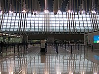 Shanghai Pudong International Airport (Interior)