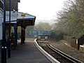 Shanklin station - the end of the line. - geograph.org.uk - 239428.jpg