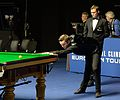 Shaun Murphy and Alex Crisan at Snooker German Masters (DerHexer) 2015-02-05 01.jpg