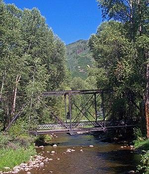 Sheely Bridge - Bridge in 2010
