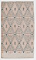 Sheet with overall diamond and dot pattern Met DP886628.jpg