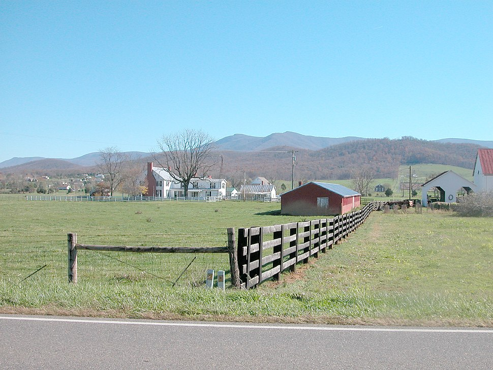 Shenandoah valley farm 0163