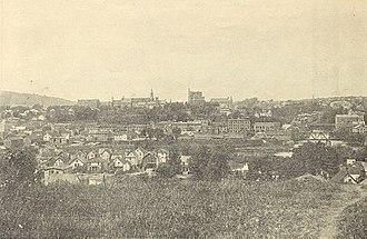 Sherbrooke - Sherbrooke in 1889