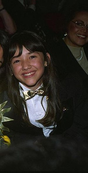 Sherlyn González - González at the 1997 XII Mexican Film Festival in Guadalajara