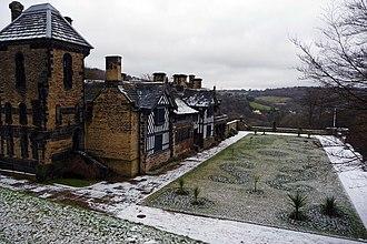 Anne Lister - Shibden Hall