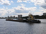 Shlyuzovoy-133 on Khimki Reservoir 18-jul-2012 03.JPG