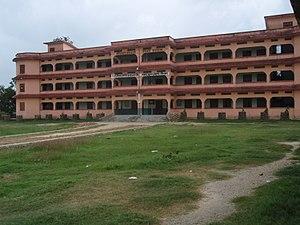 Nagarain - Shree Rajeshwor Nidhi Higher Secondary School, Nagarain, Dhanusa, Nepal