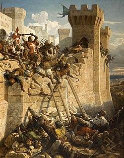 فرسان الصليب الذراع العسكري للنصرانية