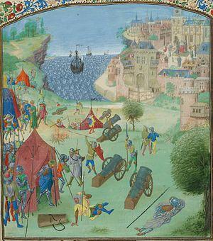 Siege of Lisbon 1384