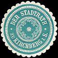 Siegelmarke Der Stadtrath zu Kirchberg in Sachsen W0238467.jpg