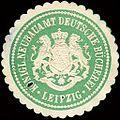 Siegelmarke Königliche Neubauamt Deutsche Bücherei - Leipzig W0213521.jpg
