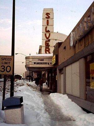 Silver Spring, Maryland - Silver Spring in 1979