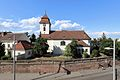 Simmering (Wien) - Kirche hl. Laurenz.JPG