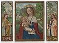 Simon Bening - Virgin and Child, Saints Catherine and Barbara - 44.529 - Museum of Fine Arts.jpg