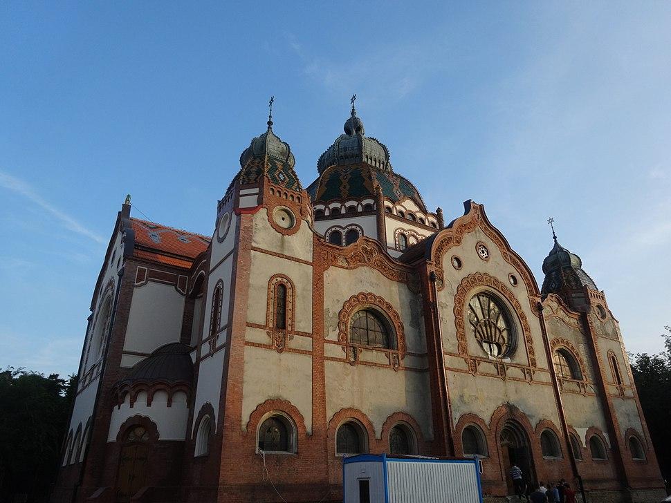 Sinagoga u Subotici, Srbija, 010