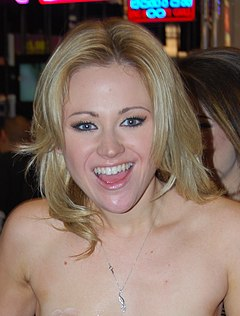 Sindee aux AVN Awards 2007