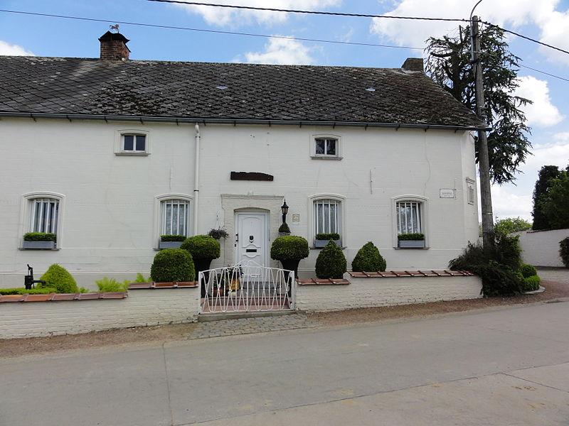 Buikberghoeve farm in Sint-Kornelis-Horebeke. Sint-Kornelis-Horebeke, Horebeke, East Flanders, Belgium
