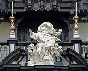 Artus Quellinus II - God the Father