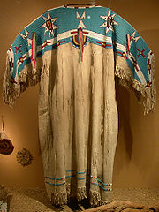 Womendress of the Sioux