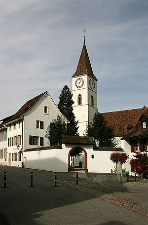 Sissach - Image: Sissach Kirche