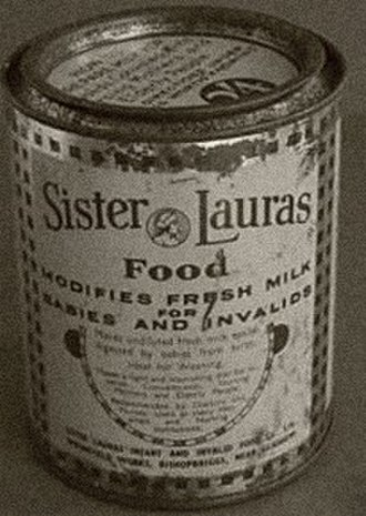 Bishopbriggs - Sister Lauras Food Supplement