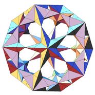 Sixteenth stellation of icosidodecahedron