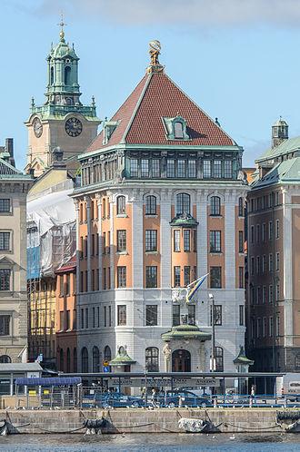 Christen Ager-Hanssen - Kinnevik´s head office in Stockholm.