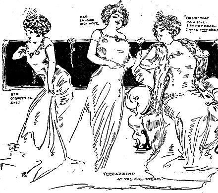 Sketches by Marguerite Martyn, 1910 Sketches of Luisa Tetrazzini by Marguerite Martyn, 1910.jpg