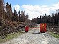 Skogsbranden i Västmanland 2014 - Brandområde utmed U668 mellan Stabäck och Hästbäck - 5632.jpg