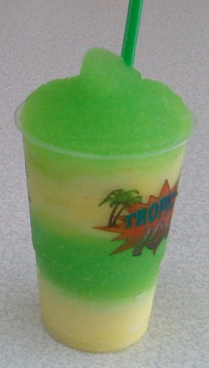 Slush (beverage) - Image: Slush