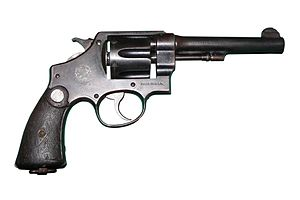 M1917 revolver - Image: Smith et Wesson 1917 p 1030108