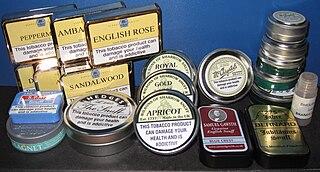 Snuff (tobacco) smokeless tobacco