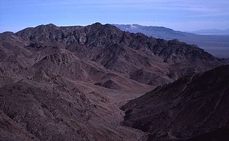 Soda Mountains - Northern Soda Mountains