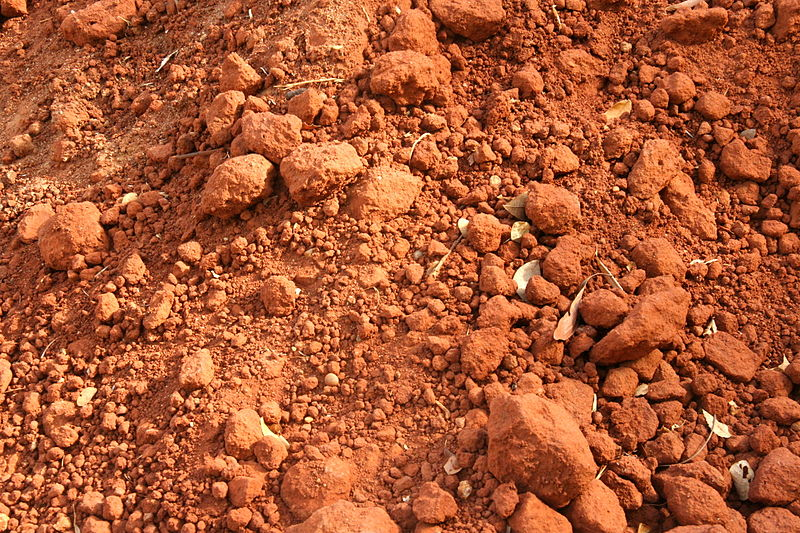 File soil auroville jpg wikimedia commons for Uses of soil in english