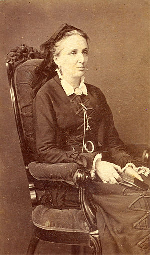 Soledad Acosta - Daguerreotype of Soledad Acosta c 1880