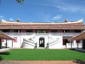 Songkhla Province - The Na Songkhla family's residence, now used as the Songkhla National Museum