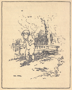 The Songs of a Sentimental Bloke - Image: Songs of a sentimental bloke, page 16 (crop)
