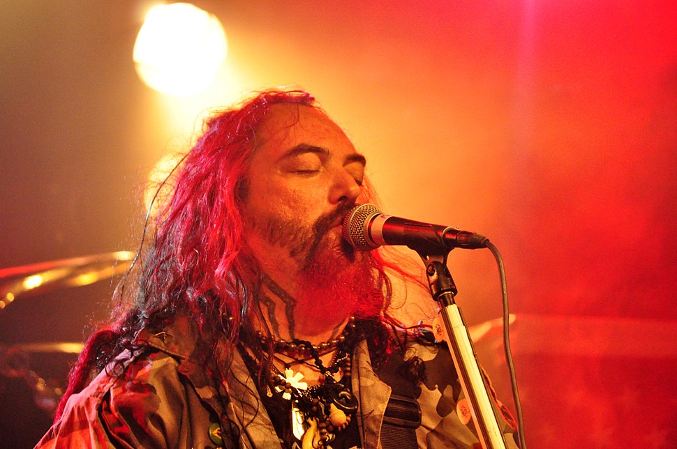 Soulfly, Max Cavalera, 2012 02