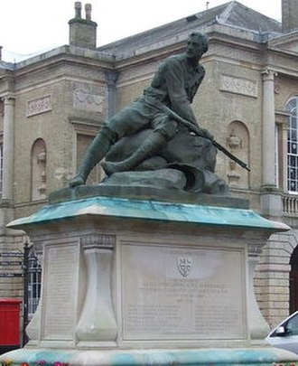 Arthur George Walker - Image: South African war memorial geograph.org.uk 1109642 (cropped)