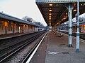 South Croydon stn fast look north.JPG