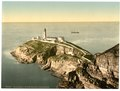 South Stack Lighthouse, Holyhead, Wales-LCCN2001703489.tif