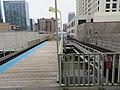 South end of Roosevelt station platform, December 2018.JPG